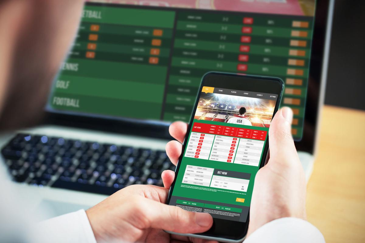 online mobile betting