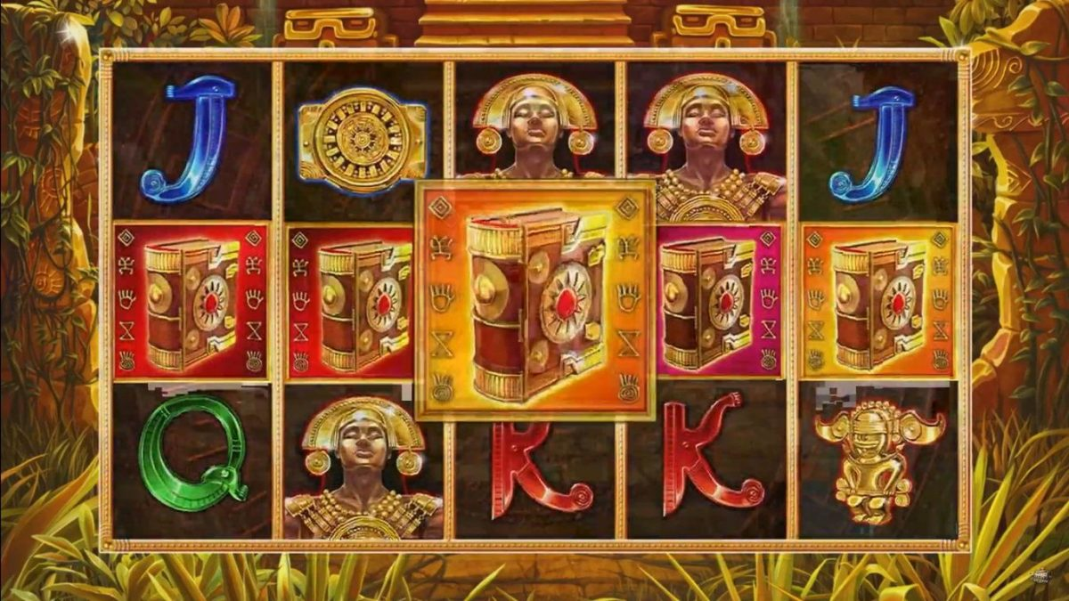 Ancient slots gameplay